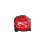 Milwaukee meter SLIMLINE 3m / 16mm
