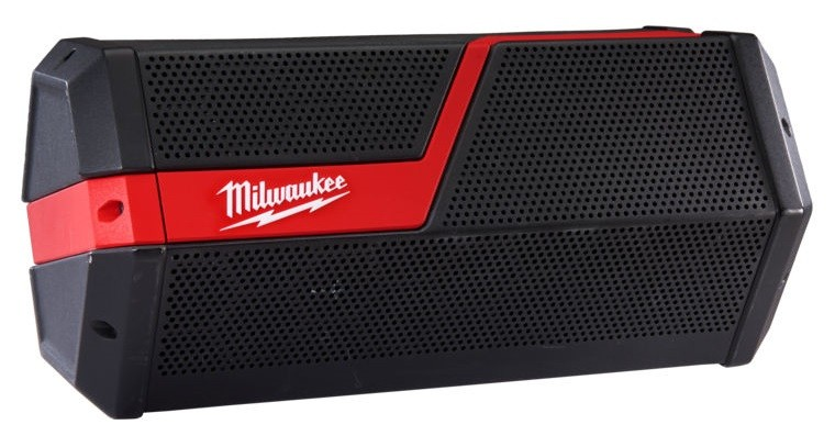 Milwaukee aku bluetooth reproduktor M12-18 JSSP-0