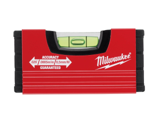 Milwaukee Mini vodováha 10cm