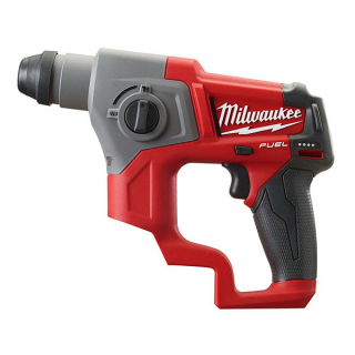 Milwaukee aku kompaktné kladivo M12 CH SDS-plus